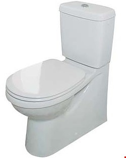 Villeroy & Boch Omnia Pro Back To Wall Toilet Suite - New - RRP 5.00