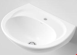 Caroma Concord 500mm Vanity Basin - 654110W - RRP 0.00 - Brand New