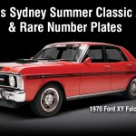 Shannons Sydney Summer Classic Auction & Rare Number Plates