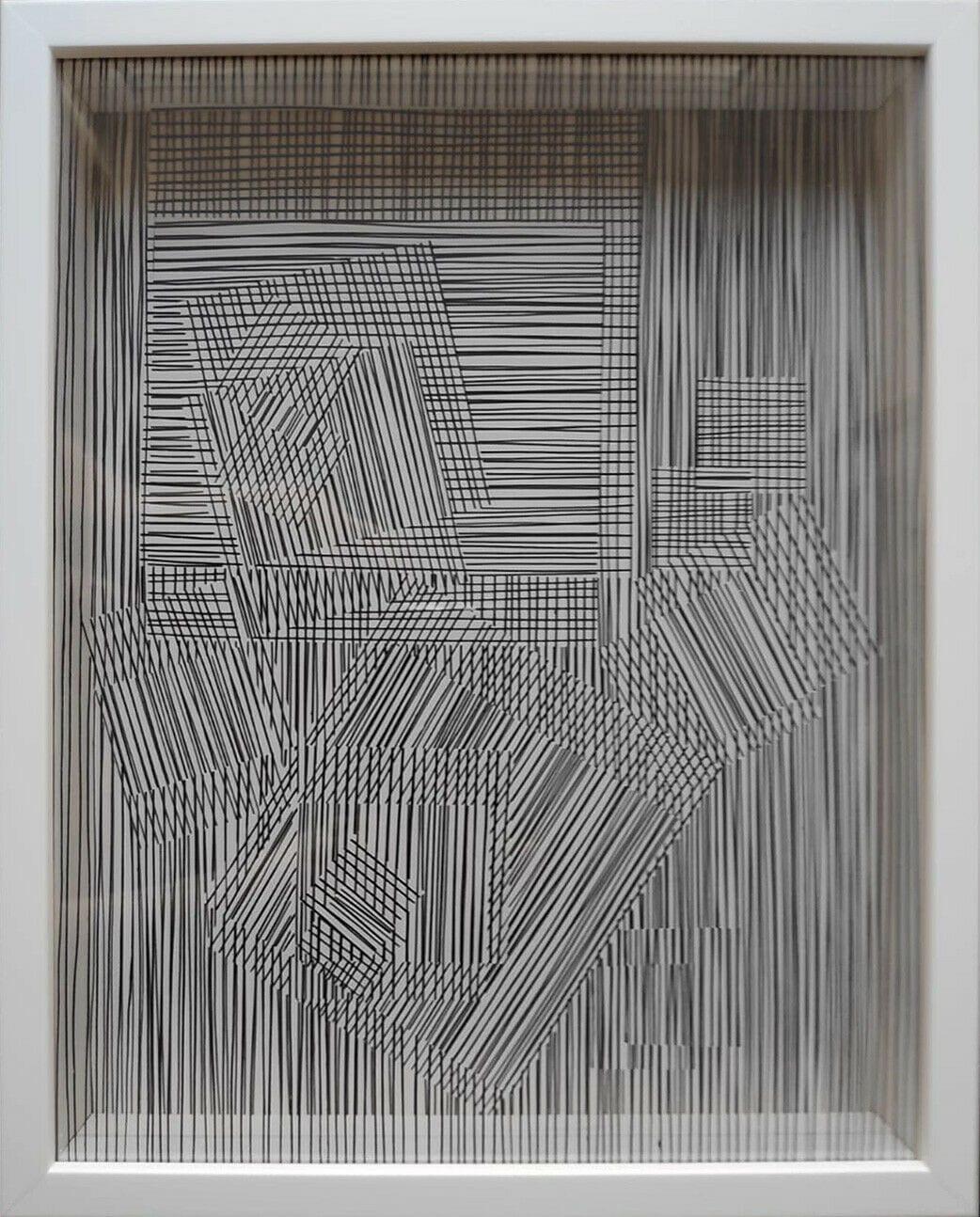 Victor Vasarely - Kinetics 3