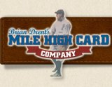 Mile High Card Company's Elite Extra Inning Auction Ends May 14th