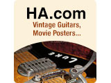 Heritage Entertainment October 27, 2017 Vintage Guitars and Musical Instruments Auction