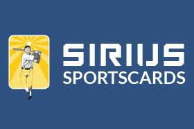 Sirius Sports Cards Auction of Vintage Graded Cards Ending September 26, 2019
