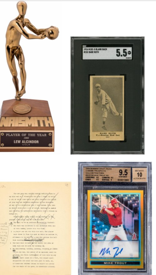 About Goldin Auctions Sports memorabilia impresario Ken Goldin has sold  more than  700 million in memorabilia from many of the biggest names in  sports 08212a1ab