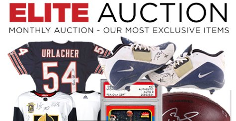 Pristine Auction Offers Monthly Elite Auction Ending Sunday February 24, 2019