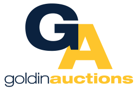 Goldin Auctions Premium Summer Auction In Progress