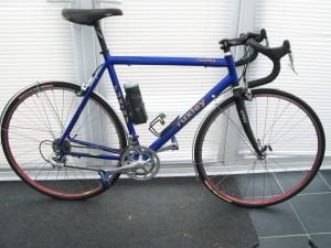 Ruxley Cycles Aluminium Frame Campagolo components