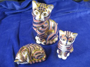 Cat Paperweights