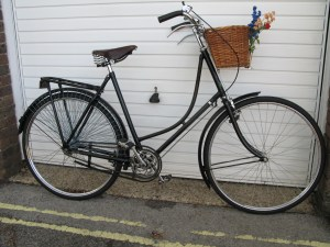 Gazelle Ladies Bike 1920s