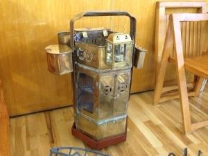 Portable bazaar coffee server