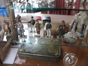 King and Country - Dickens figures - Sold for £100