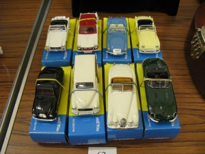 Lot 62 - Hachette Special Edition Diecast Cars - Sold for £25