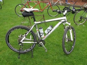 Lot 15- Trek 8000 Mountain Bike - Sold for £250