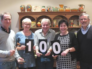Auctions in a Day - 100 Auctions and more, The Auctions in a Day team - Bob, Claire, Fiona, Jon and Andrew