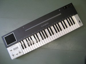 Casiotone 202 Keyboard with 49 voices Volume, Sustain and Vibrato controls 240V.