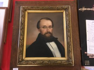Lot 430 - Oil painting of an Aristocratic Russian Gentleman - Sold for £80