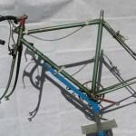 A S Gillott frame non-drive side