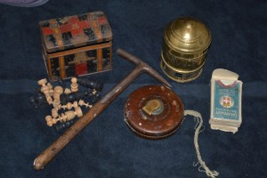 Various Antique Collectors Items