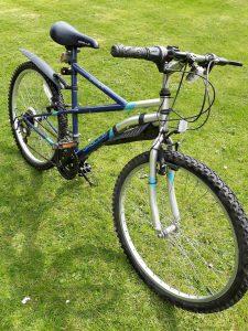 """Apollo Gradient Girls Bike 21"""" frame size"""