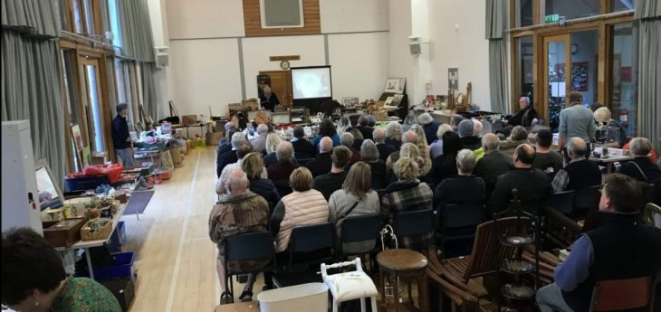 Itchen Abbas Auction 7th December 2019