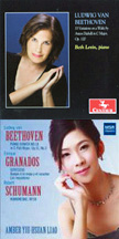 BEETHOVEN: Diabelli Variations – Beth Levin – Centaur BEETHOVEN: Sonata 18; GRANADOS: Goyescas; SCHUMANN: Humoreske – Amber Yiu-Hsuan Liao – MSR