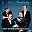 SCHUBERT: String Quartet No. 15 & BEETHOVEN: String Quartet No. 16 – Bridge