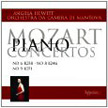 MOZART Concertos Nos. 6, 8 & 9 – Angela Hewitt with orch. – Hyperion
