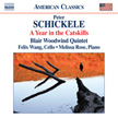 PETER SCHIKELE: A Year in the Catskills & other works – Naxos