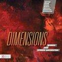 """Dimensions – Works for String Orchestra"" = GREGORY HUTTER: Deploration; LOUIS BABIN: Couleurs, La Suite du Promeneur; REYNARD BURNS: Revolutions; ANDREW MARCH: Sanguis Venenatus; CLAUDE DEBUSSY: Maid with the Flaxen Hair; RUDY KRONFUSS: River of Time; DANIEL BURNWASSER: Flux – Czech Philharmonic Orch./Robert Ian Winstin, cond./ Moravian Philharmonic Orch./Petr Vronsky, cond./ Gabriela Kummerova, Fr. horn/ Slovak Radio Sym./Kirk Trevor, cond./ Richard Stolzman, clarinet/ Concordia Orch./Marin Alsop – Navona"