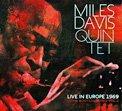 Miles Davis Quintet – Live in Europe 1969: The Bootleg Series Vol. 2 – Columbia/Legacy (3 CDs & 1 DVD)