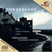 "* ""This England"" = ELGAR: Cockaigne; VAUGHAN WILLIAMS: Symphony No. 5; BRITTEN: Four Sea Interludes and Passacaglia from Peter Grimes – Oregon Sym./ Carlos Kalmar – PentaTone"