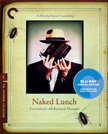 Naked Lunch, Blu-ray (1991/2013)