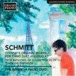 FLORENT SCHMITT: Complete Original Works for Piano Duet and Duo, Vol. I = Trois Rapsodies; Sept pieces; Rhapsodie parisienne – The Invencia Piano Duo – Grand Piano