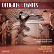 """Delights & Dances"" = ABELS: Delights and Dances for String Quartet and Orch.; LEES: Concerto for String Quartet and Orchestra; AN-LUN: ""Saibei Dance"" from Saibei Suite No. 2; BERNSTEIN: West Side Story Concerto for String Quartet & Orch. – Harlem Quartet /Chicago Sinfonietta/ Mei-Ann Chen – Cedille"