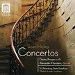SEAN HICKEY, 'Concertos' = Concerto for Cello and Orch.; Concerto for Clarinet and Orch. – Dmitry Kouzov, cello/Alexander Fiterstein, clar./St. Petersburg State Academic Sym. Orch. /Vladimir Lande – Delos