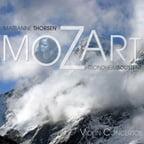 MOZART: Violin Concertos Nos. 3 in G Major & No. 4 in D Major – Marianne Thorsen, v./ Trondheim Soloists/ Øyvind Gimse – 2L vinyl