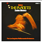 HOLST: The Planets – The Los Angeles Philharmonic Orch./Zubin Mehta – London (1971)/Original Recordings Group 45rpm vinyl (2 discs)