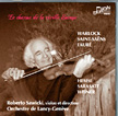 """Le charme de la vieille Europe"" (The Charm of Old Europe): Works of WARLOCK; SAINT-SAËNS; FAURE; HEMSI; SARASATE; & WEINER – Orch. de Lancy-Genève – Roberto Sawicki, violin & cond. — Doronmusic"