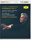 BEETHOVEN: Symphony No. 9 in d – Vienna Singverein/ Berlin Philharmonic Orch./ Herbert von Karajan (1977) – DGG 479 1083 Pure Audio Blu-ray