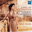 "BEETHOVEN: Piano Sonata No. 32 in c; Fantasia in g; ""Eroica"" Variations and Fugue; Polonaise in C – Inna Faliks, p. – MSR Classics"