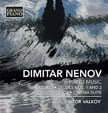 """DIMITAR NENOV: Piano Music"" = Theme and Variations; Fairy Tale and Dance; Miniatures; Dance; Etude No. 1; Etude No. 2; Toccata; Cinema Suite – Viktor Valkov, p. – Grand Piano"