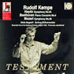 Rudolf Kempe = HAYDN: Symphony No. 55 in E-flat Major; BEETHOVEN: Piano Concerto No. 4 in G Major; MOZART: Symphony No. 39 – Nikita Magaloff, p./ Berlin Philharmonic Orch./ Rudolf Kempe – Testament