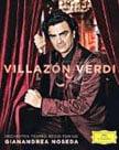 Villazon VERDI = Scenes and arias – Rolando Villazon, tenor/ Orch. Teatro Regio Torino/ Gianadrea Noseda – DGG stereo-only audio Blu-ray