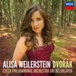 DVORAK: Cello Concerto in B Minor & other works for cello & piano – Alisa Weilerstein, cello/ Anna Polonsky, p./ Czech Philharmonic Orch,/ Jiri Belohlavek – Decca