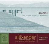 BRAHMS: String Sextet No. 1 in B-flat; No. 2 in G; String Quintet No. 1 in F; No. 2 in G – Alexander String Q. – Foghorn Classics