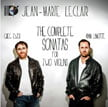LECLAIR: The Complete Sonatas for Violins – Greg Ewer and Adam Lamotte – Sono Luminus (audio-only Blu-ray + 2 CDs)