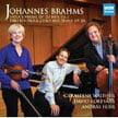 BRAHMS: Viola Sonatas, in f; in E-flat; Trio in a – Geraldine Walther, viola/ David Korevaar, p./ Andras Fejer, cello – MSR Classics