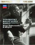 TCHAIKOVSKY: Ballet Suites from Swan Lake, The Nutcracker & The Sleeping Beauty – Vienna Philharmonic Orch./ Herbert von Karajan – Decca Pure Audio Blu-ray