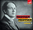 MEDTNER plays MEDTNER: Vol. 1 = Eight Fairy Tales; Three Novellas; Festive Dance; Spring; Morning Song; Tragic Sonata; Joyful Dance – Nikolai Medtner, piano – Melodiya