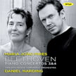 BEETHOVEN: Piano Concerto No. 3 in C Minor & No. 4 in G Major – Mario Joao Pires, p./ Swedish Radio Sym. Orch./ Daniel Harding – Onyx